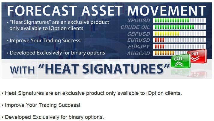 ioption-heat signatures