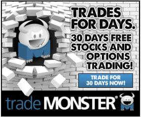 Options trading monster
